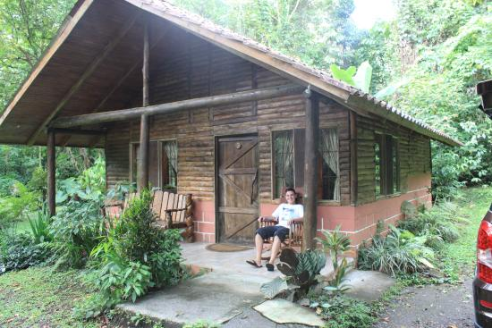 Arenal Oasis Eco Lodge & Wildlife Refuge : bungalow familial