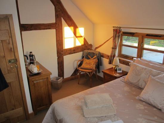 Deerhurst Walton, UK : The Room