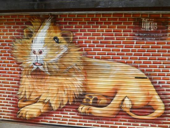 East End: Le Lionster / The Lionster