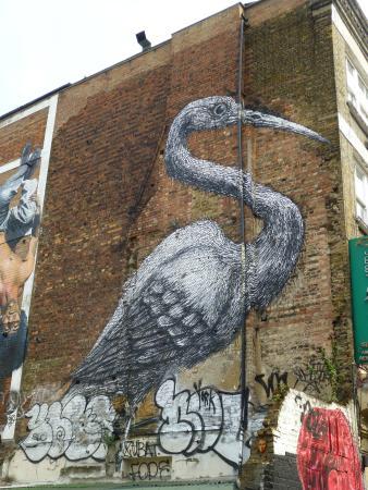 East End: Le héron de Oar / Heron's Oar