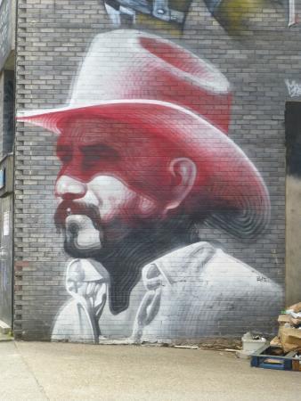 East End: Un Cowboy