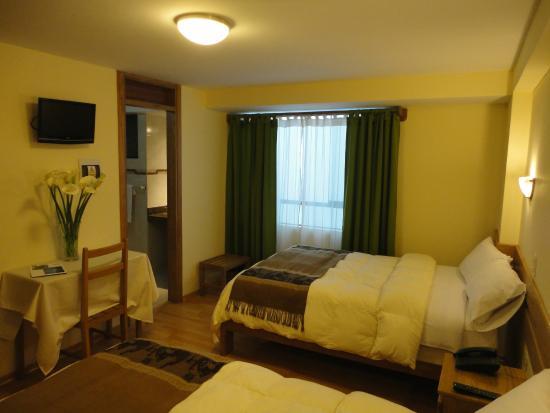 Florida del Inca Hotel: Habitación Doble