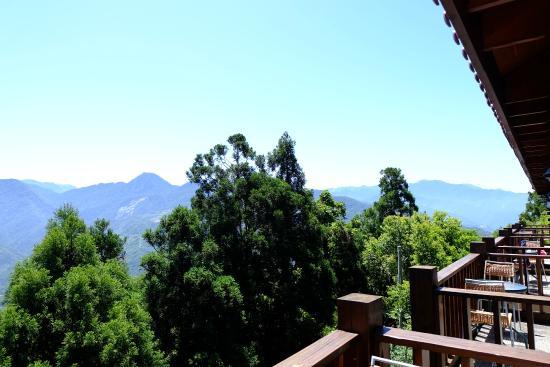 Ailiga Travel Villa: วิวจากห้องพัก