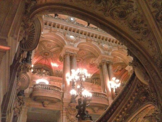 Opera garnier picture of office du tourisme et des - Office du tourisme et des congres de paris ...