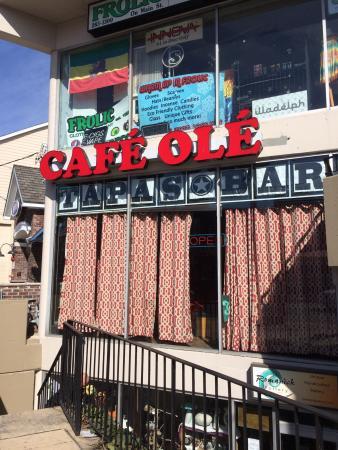 Cafe' Ole'