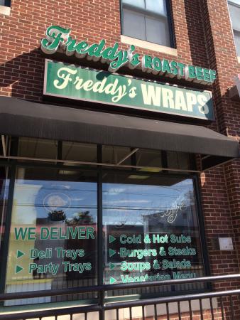 Freddy's Wraps