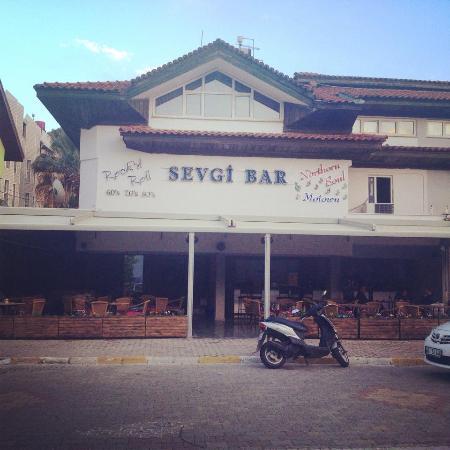 Sevgi Bar