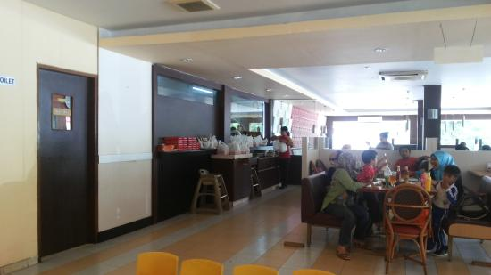 paparon's Pizza Pekanbaru