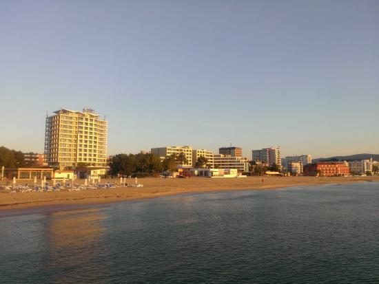 sunny beach 4 фото