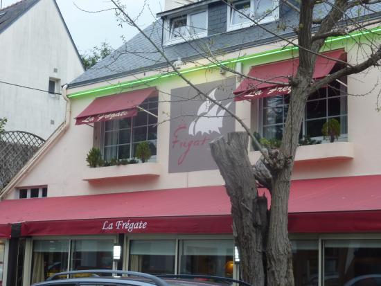La Frégate : le restaurant