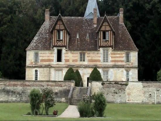 Saint-Martin-de-la-Lieue, ฝรั่งเศส: Manoir du Pays d'Auge