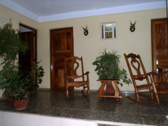 Villa Jorge y Ana Luisa: ingresso camere