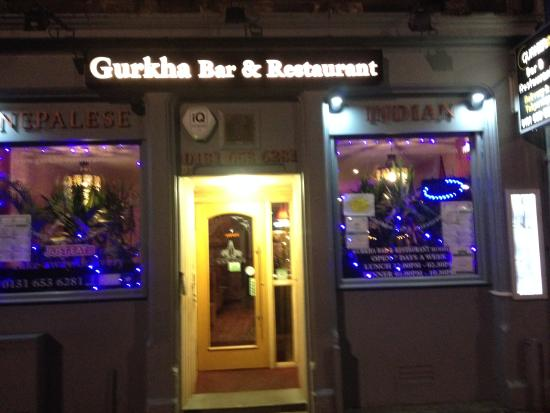 Gurkha Bar and Restaurant: WINNER OF THE GOOD FOOD AWARD
