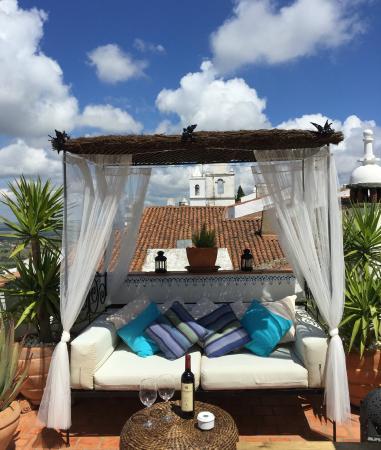 Casa Pinto: Chillout