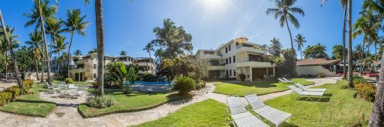 Cabarete Palm Beach Condos : The property