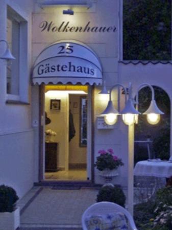 Gaestehaus Wolkenhauer Hotel garni