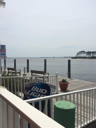 Sunset Grille: Perfect view