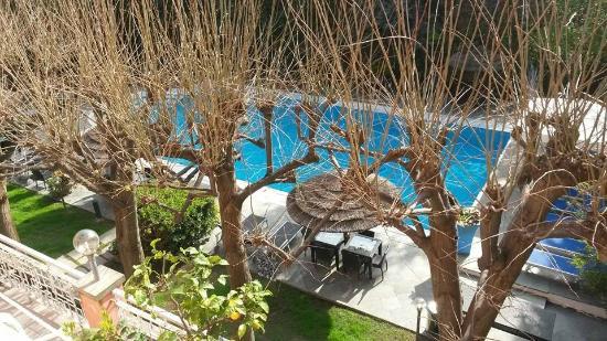 Hotel Clelia: Vista che ispira totale relax.