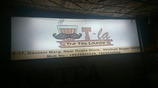 T-la The Tea Lounge
