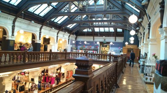 Open-plan layout - Picture of Jenners, Edinburgh - Tripadvisor