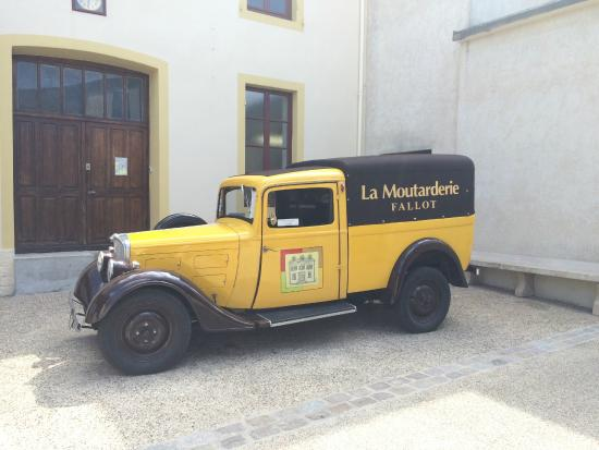 Tradition et go ts photo de la moutarderie fallot beaune tripadvisor - Moutarderie fallot visite ...