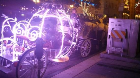The Enchanted Carriage Company: Pink Carriage