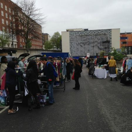 Capital Car Boot Sale Pimlico London 2019 All You Need To Know