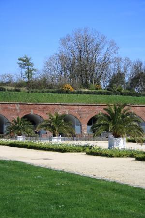 Labyrinthe exterieur photo de les jardins suspendus le havre tripadvisor for Parement exterieur le havre