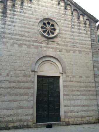 Church of Blazena Ozana: Church of St. Mary Koledjate (Church of Blessed Ozana)