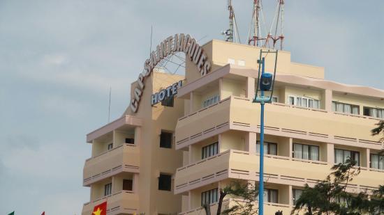 Cap Saint Jacques: The hotel building