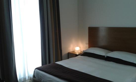 Hotel Trieste : Camera