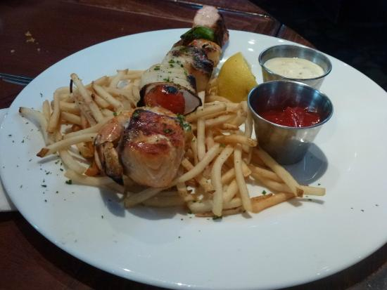Brochette de poissons et fruits de mer picture of for Enterprise fish co santa monica