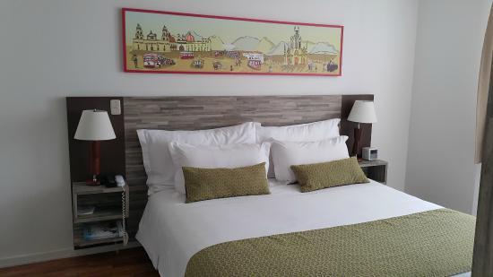 Hotel Vilar America : la cama