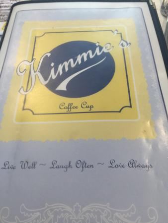 Kimmie's Coffee Cup