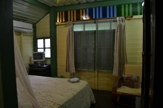 Baan Tepa: Chambre