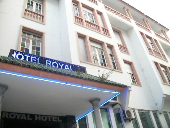 Royal Hotel Rabat: .