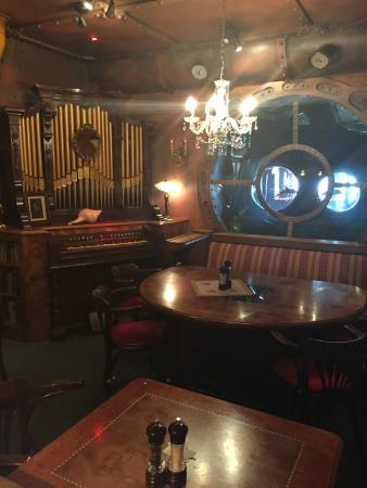 Enjoy the deco - Bild von Nautilus Hotel & Restaurant, Putbus ...