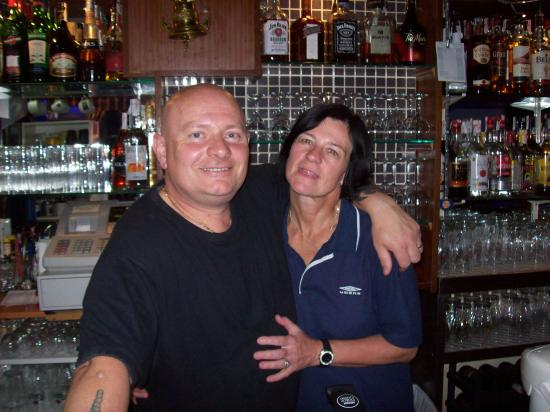 St James Tavern: the owners