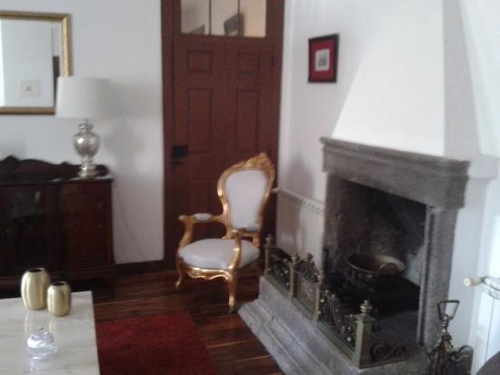 Solar do Conde: Lounge