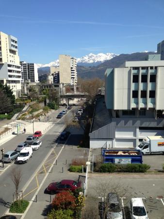 Adagio Access Grenoble: schöne Aussicht