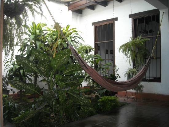 Zonas interiores campestres para relajaci n y descanso en - Jardines interiores ...
