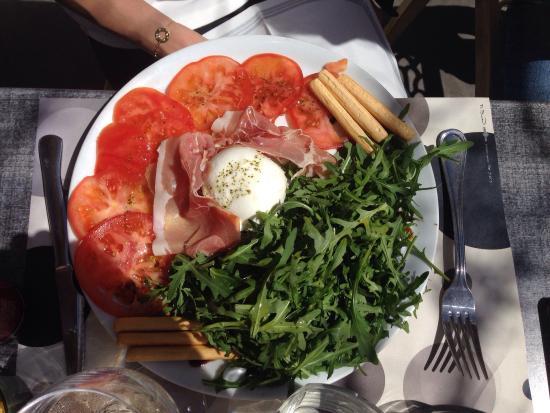 Brasserie L'insolite : Salade italienne