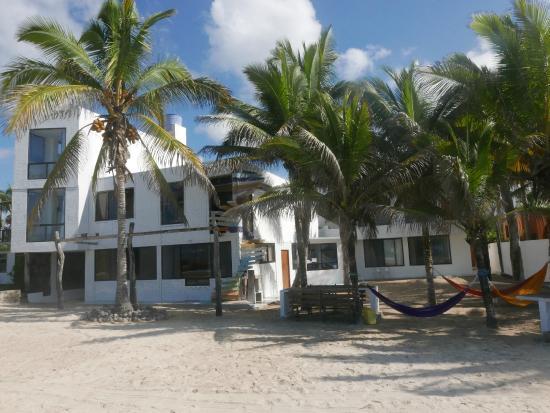 Hotel Casa Sol Isabela: the hotel