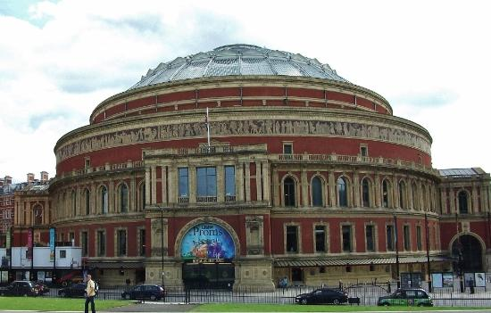Royal albert hall bild von royal albert hall london for Door 4 royal albert hall