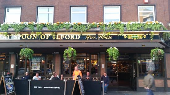 Image result for the great spoon of ilford