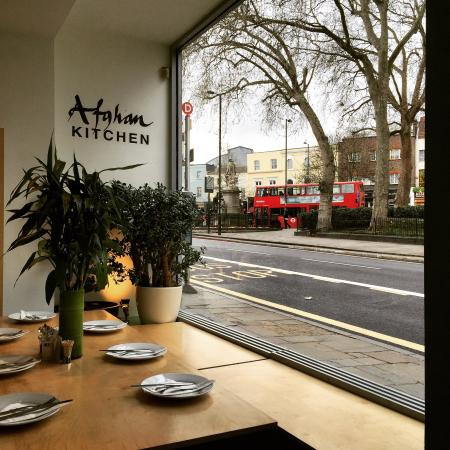 Afghan Kitchen Islington Review