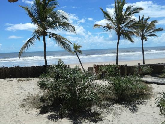 Kani Resort: Blick auf den Strand