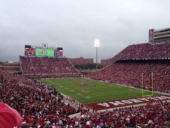Oklahoma Memorial Stadium: photo3.jpg