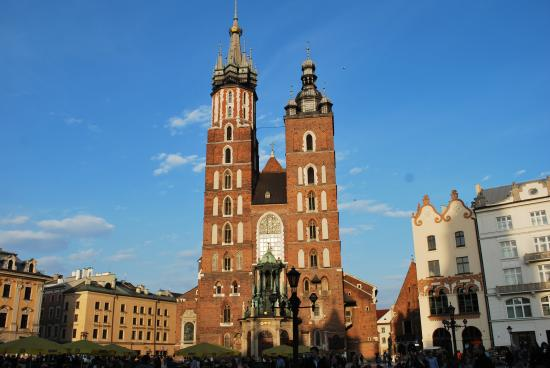 Tango House Bed & Breakfast : Some Photos of Tango House & Schindlers Factory and view of Krakow Poland