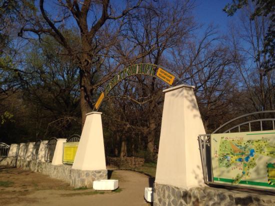 Poltava City Park - Arboretum